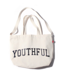 벗딥(BUTDEEP) ARCH YOUTHFUL BIG ECO BAG-IVORY