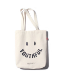 벗딥(BUTDEEP) YOUTHFUL SMILE ECO BAG-IVORY