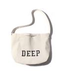 DEEP 2 WAY BAG-IVORY