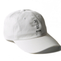 ANTI SOCIAL SOCIAL CLUB THE CLUB HAT (WHITE)