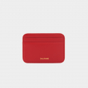 살랑(SALRANG) Dijon 101R mini Card Wallet cherry red