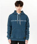 언터치드(untouched) JOGG DENIM HOODY VINTAGE LIGHT BLUE (OVER)