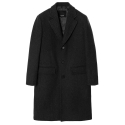 이스트쿤스트(IST KUNST) LOOSE FIT SINGLE BREASTED COAT (IK1GWUC831A)