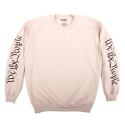 HSTRY Scrolls Crew Neck (Off White)