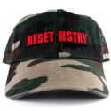 HSTRY Reset Twill Strapback (Camo)