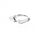 마이믹스드디자인(MY MIXED DESIGN) Arrow ribbon ring