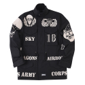 더 매드니스(THE MADNESS) DRAKE M-65 JKT_BK