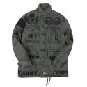 더 매드니스(THE MADNESS) DRAKE M-65 JKT (OIL)_KK