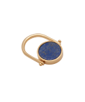 비올리나(VIOLLINA) LAPIS ROUND BACK RING