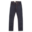 누디진() [NUDIE JEANS] Grim Tim Dry Open Navy 112223
