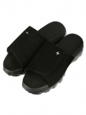 페몬트(pemont) AIR SLIPPER [black-suede]