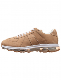 leather air sneaker [sand]