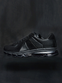 페몬트(PEMONT) leather air sneaker [black]
