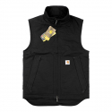 칼하트() Quick Duck Jefferson Vest 101494 블랙