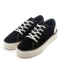 플락() Q88 Low-Top Sneakers - Black