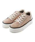 플락() Q88 Low-Top Sneakers - Nude Peach