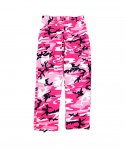 로스코(ROTHCO) (국내배송)COLOR CAMO TACTICAL PANTS PINK