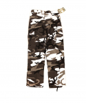 로스코(ROTHCO) (국내배송)COLOR CAMO TACTICAL PANTS CITY
