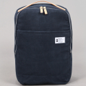 METATRO LEATHER BACKPACK_NAVY 백팩