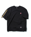 크리틱() CRITIC X GHOSTBUSTERS HAZARD OVERFIT T-SHIRT(BLACK)_CSOEPRM01MC6