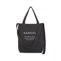 캉골(KANGOL) Eco Friendly Bag Joey 0016 CHARCOAL