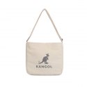 캉골(KANGOL) Eco Cross Bag Harper 0017 IVORY