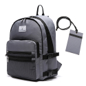 로디스(LODIS) [로디스] 3D BACKPACK - DARK GRAY