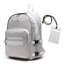 로디스(LODIS) [로디스] 3D BACKPACK - LIGHT GRAY