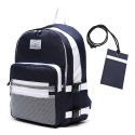 로디스(LODIS) [로디스] 3D BACKPACK - NAVY
