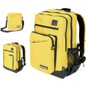 몬스터리퍼블릭(MONSTER REPUBLIC) [구매후기 지갑증정] REVISITER MULTI BACKPACK / YELLOW