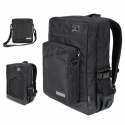 몬스터리퍼블릭(MONSTER REPUBLIC) [구매후기 지갑증정] REVISITER MULTI BACKPACK / BLACK