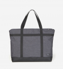 비엘씨브랜드(BLCBRAND) N042 CIVITAS TOTE BAG(W) - GREY