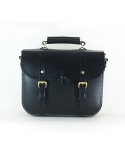 스케르잔도(SCHERZANDO) Tassel Satchel Bag (No.1) / BLACK