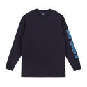 [customellow] [blue label]  lettering point t-shirts_CQTAM17275NYX
