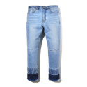 이스트쿤스트(IST KUNST) MOST CUTTING JEANS (IK1HSMD170A)