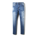 이스트쿤스트(IST KUNST) ACE DESTROYED JEANS (IK1HSMD175A)
