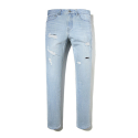이스트쿤스트(IST KUNST) SKY DESTROYED WASHED JEANS (IK1HMMD170A)