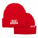 쓰레셔(THRASHER) SktaeGoat Zoom Beanie - Red/White