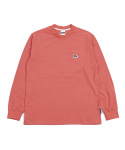 그라스하퍼(GRASSHOPPER) WAPPEN LONG TEE 2_RED
