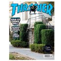 쓰레셔(THRASHER) JANUARY 2017 ISSUE #438 DYLAN RIEDER X 1988-2016