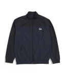 그라스하퍼(GRASSHOPPER) WAPPEN TRACK JACKET_BLACK