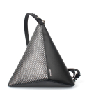메케나(MEKENNA) TRIANGLE bag [BLACK DOT]