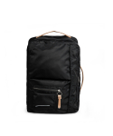 [로우로우]3WAY PACK 161 HEAVY TWILL 15 BLACK
