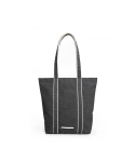 로우로우() [로우로우] SHOULDER TOTE 205 WAXED BLACK