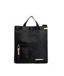 로우로우() [로우로우] MA-1 TOTE 310 HEAVY TWILL BLACK