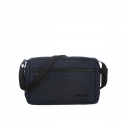 캉골() Commuter Cross Bag 3043 MELANGE NAVY