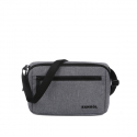 캉골() Commuter Cross Bag 3043 MELANGE GREY