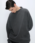풀스팀(FULL STEAM) [Men] FAJ01-GY-Sweat Shirt