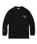 인사일런스(INSILENCE) GA Long Sleeve Tee (Black)