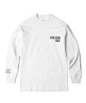 인사일런스(INSILENCE) GA Long Sleeve Tee (White)